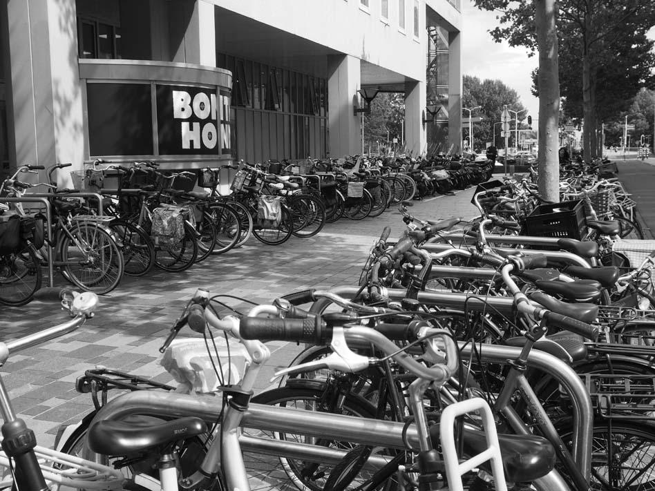 Almere fietsstad Almere Stad