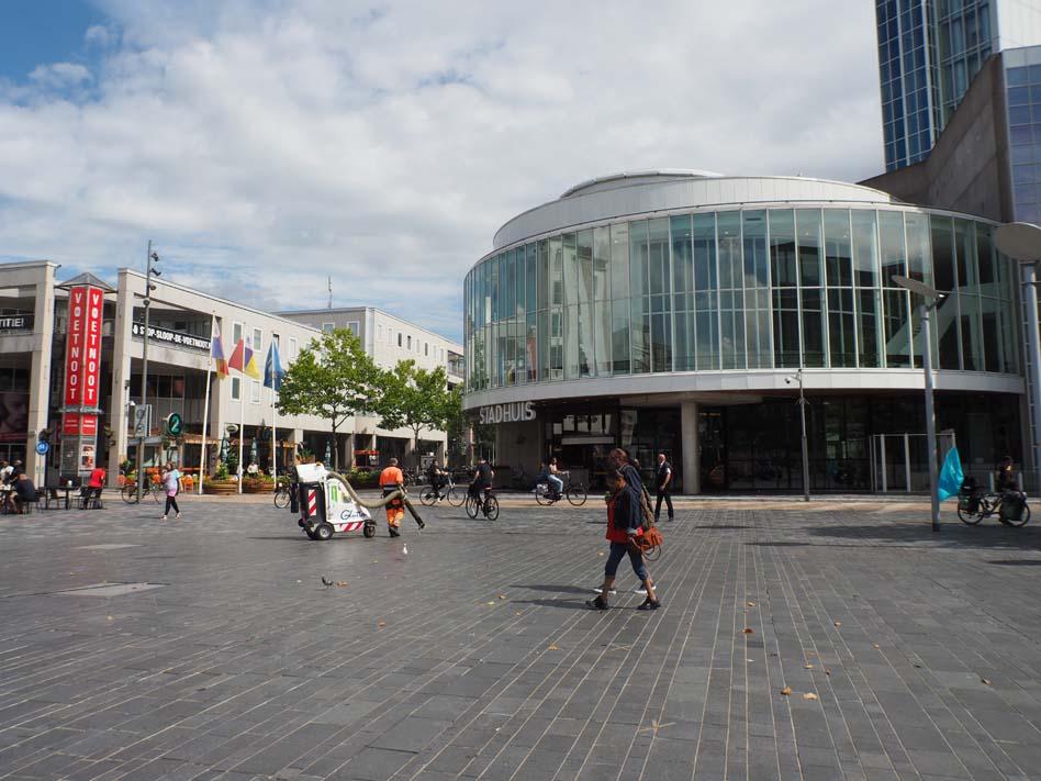 Stadhuis Almere - Stad