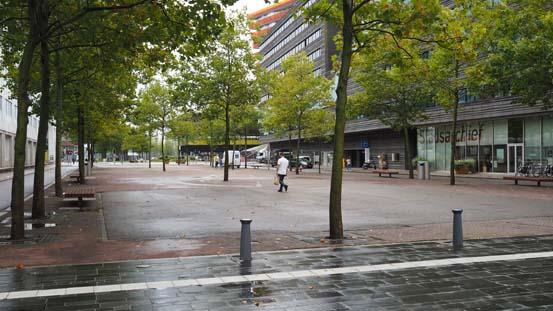 Stadhuispromenade - Stad