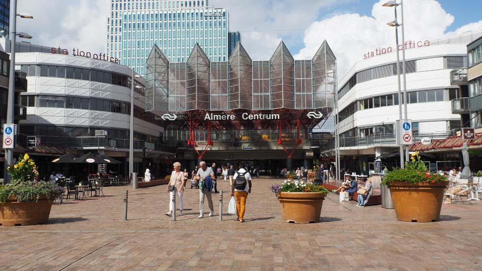 Station - Stad