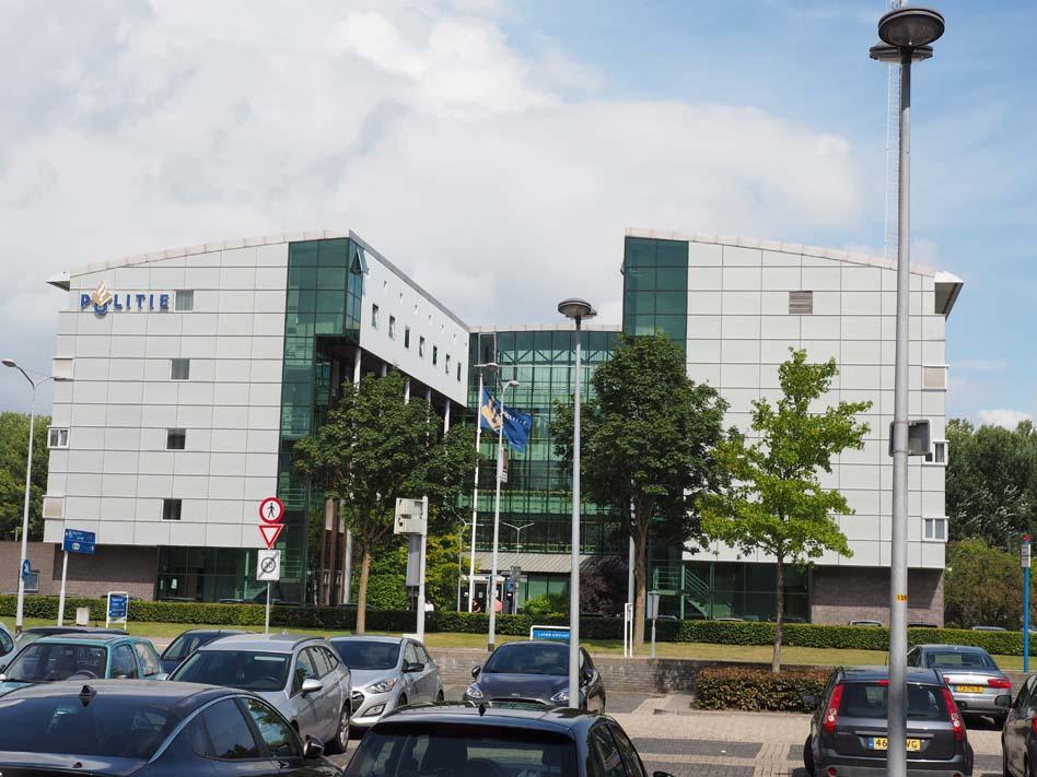Politiebureau - Stad